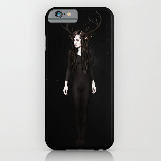 Abigail Night iPhone & iPod Case