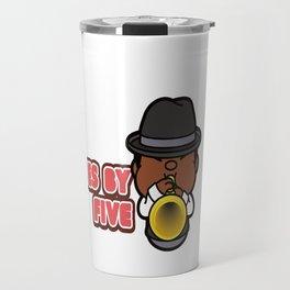 Blues By Five ! Travel Mug