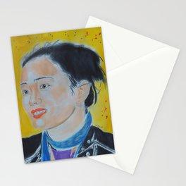 Gong Li Stationery Cards