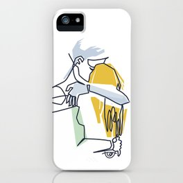 Fusion One iPhone Case