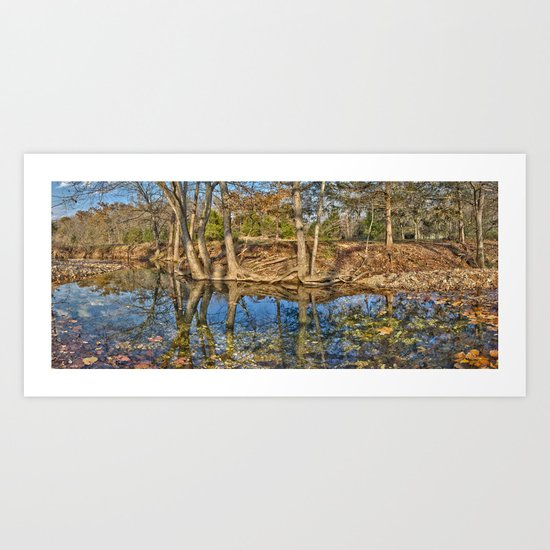 Sparks' Creek #3 Art Print