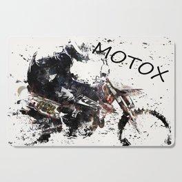 Motox Racer Cutting Board