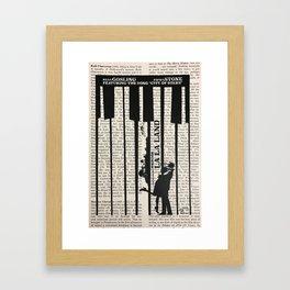 La La Land 2 Framed Art Print