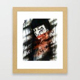 Hubris Framed Art Print