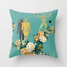 SUMMER IN YOUR SKIN 03 Throw Pillow