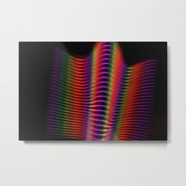 Light in motion two Metal Print