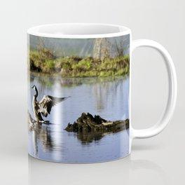 Canada Geese Sunrise Coffee Mug