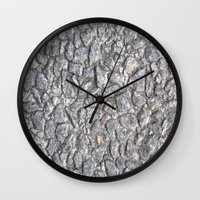 rocky Wall Clocks featuring ROCKY by Manuel Estrela 113 Art Miami