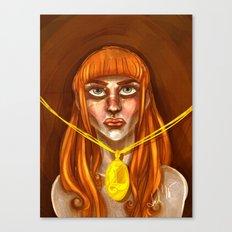 the Lorraine Canvas Print