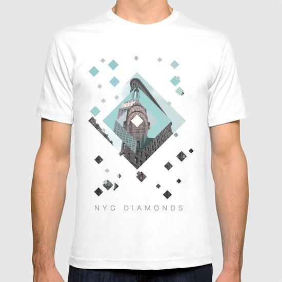 New York City Diamonds T-shirt