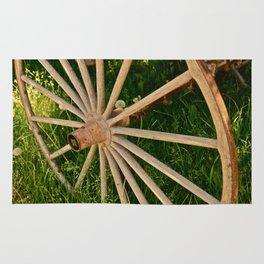 Tall grass Rug
