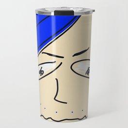Bluehair Travel Mug