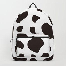 Cow Pattern_A Backpack