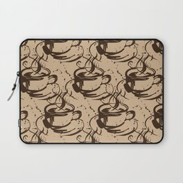 Java Love 1B by Kathy Morton Stanion Laptop Sleeve