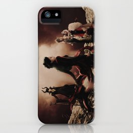 The Queens of Darkness iPhone Case