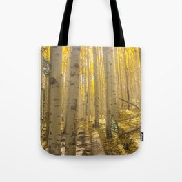 Good Vibes in The Forest Tote Bag