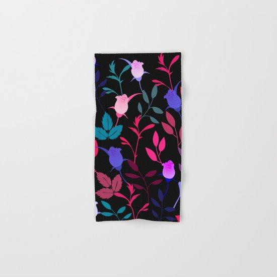 Flower Pattern XVI Hand & Bath Towel