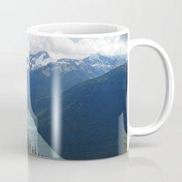 Whistler trails Coffee Mug