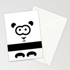 Minimal Panda Stationery Cards