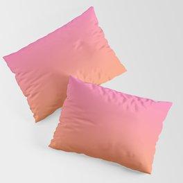 Ombré Sunset  Pillow Sham