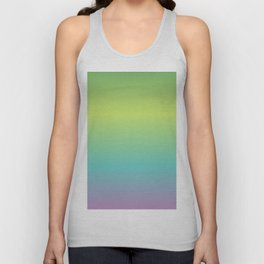 Soft Gradient  Unisex Tank Top