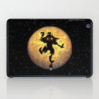 majora iPad Cases featuring majora mask by neutrone