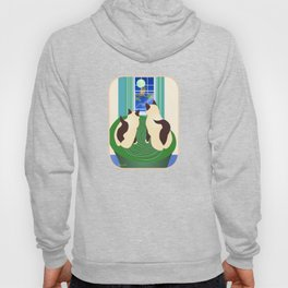 The Owl and The Pussycats 2 Hoody