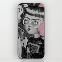 loll3 iPhone & iPod Skins featuring Strange and Unusual by lOll3