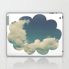 Puffy Cloud Laptop & iPad Skin