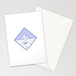 Fly to Neverland Stationery Cards