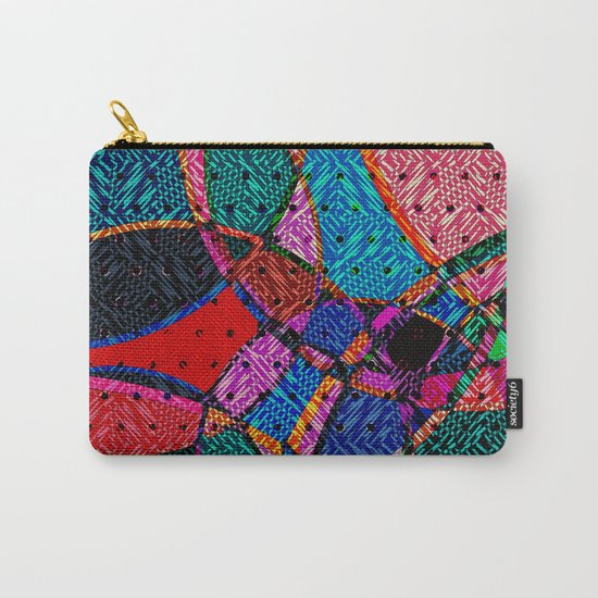 Festival Knit Carry-All Pouch