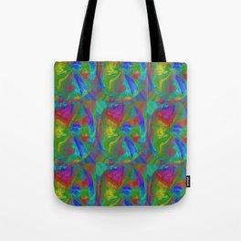 Luminous Inclusions Tote Bag