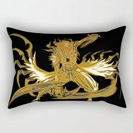 GOld Hollow Ichigo Kurosaki Rectangular Pillow
