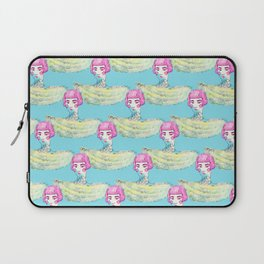 Fashion - Japanese, Karl Lagerfeld and Chanel Laptop Sleeve
