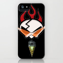 All for one [Gurren Lagann] iPhone Case
