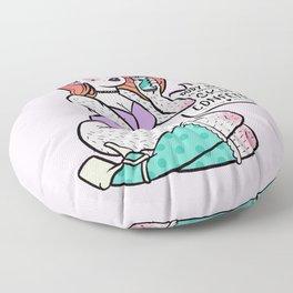 Skin Confetti Floor Pillow