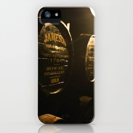 Jameson Irish Whiskey iPhone Case