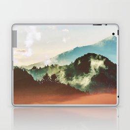 Mighty Mountain #society6 #decor #buyart Laptop & iPad Skin