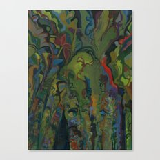 Flight of the Shaman Canvas Print