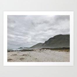 Scarborough, Cape Town, SA Art Print