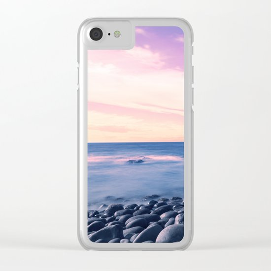 Sound of Harmony Clear iPhone Case