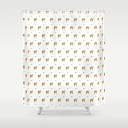 Camels All Around Shower Curtain
