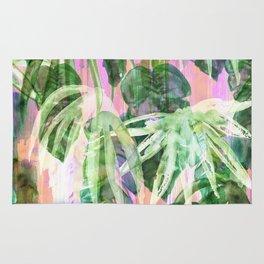 Lindsey Tropical pink Rug