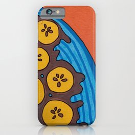 fried plantains iPhone Case