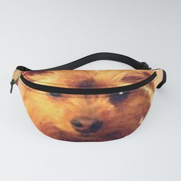 Wise Yorkie Yoda | Dogs | Yorkies Fanny Pack