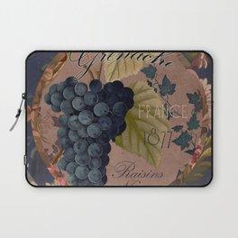 Wines of France Grenache Laptop Sleeve