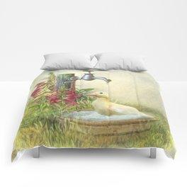 Splish Splash Comforters