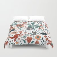 australia Duvet Covers featuring Australia by Mel Armstrong