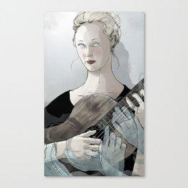 Laura Marling Canvas Print