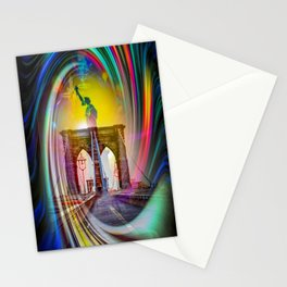 New York NYC Stationery Cards
